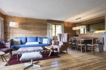 Verbier stylish three bedroom apartment