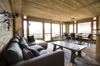 Central stylish two bedroom Verbier apartment