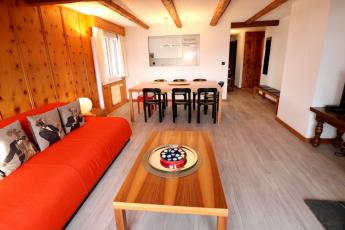 Central Verbier apartment for 6