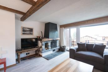 Central Verbier apartment for 8