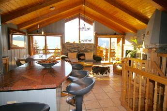 chalet, five bedrooms, jacuzzi