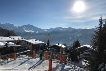 Verbier Le Rouge-appartement 4 chambres-location vacance ski