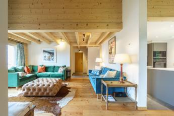 Verbier duplex apartment le rouge