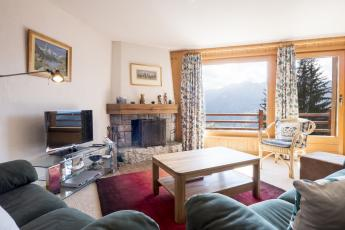 four bedrooms in the centre of Verbier