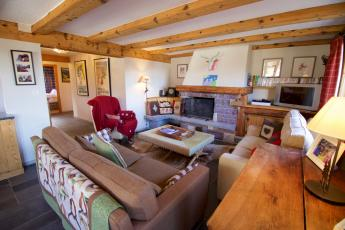 lovely 3 bedroom central Verbier apartment sleeps 6