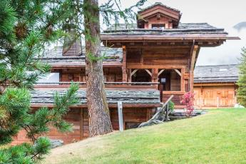 Luxury Verbier chalet for ski holiday rental