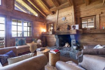 stunning luxury Verbier chalet for 12-14