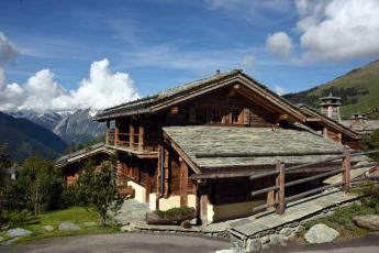 Verbier rental luxury chalet 3 bedrooms