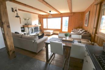 Verbier three bedroom annual rental in the centre